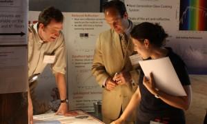 Participants included Massachusetts-based start-ups like Bandgap Engineering.